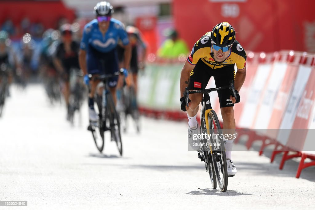 76th Tour of Spain 2021 - Stage 11 : ニュース写真