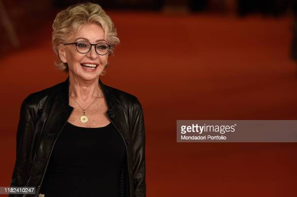 Enrica Bonaccorti at Rome Film Fest 2019 Rome October 20th 2019