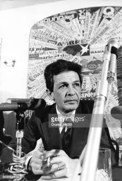 Enrico Berlinguer le 9 juin 1975 à Paris France