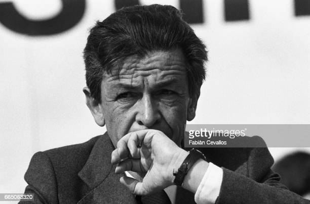 Enrico Berlinguer leader of the Italian Communist Party from 1972 to 1984