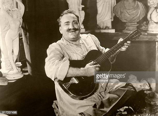 Enrico Caruso in My Cousin produced by Paramount in December 1918 Caruso made two films both bad Only this one was released ca December 1918