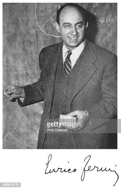 Enrico Fermi Award Stock Fotos Und Bilder Getty Images