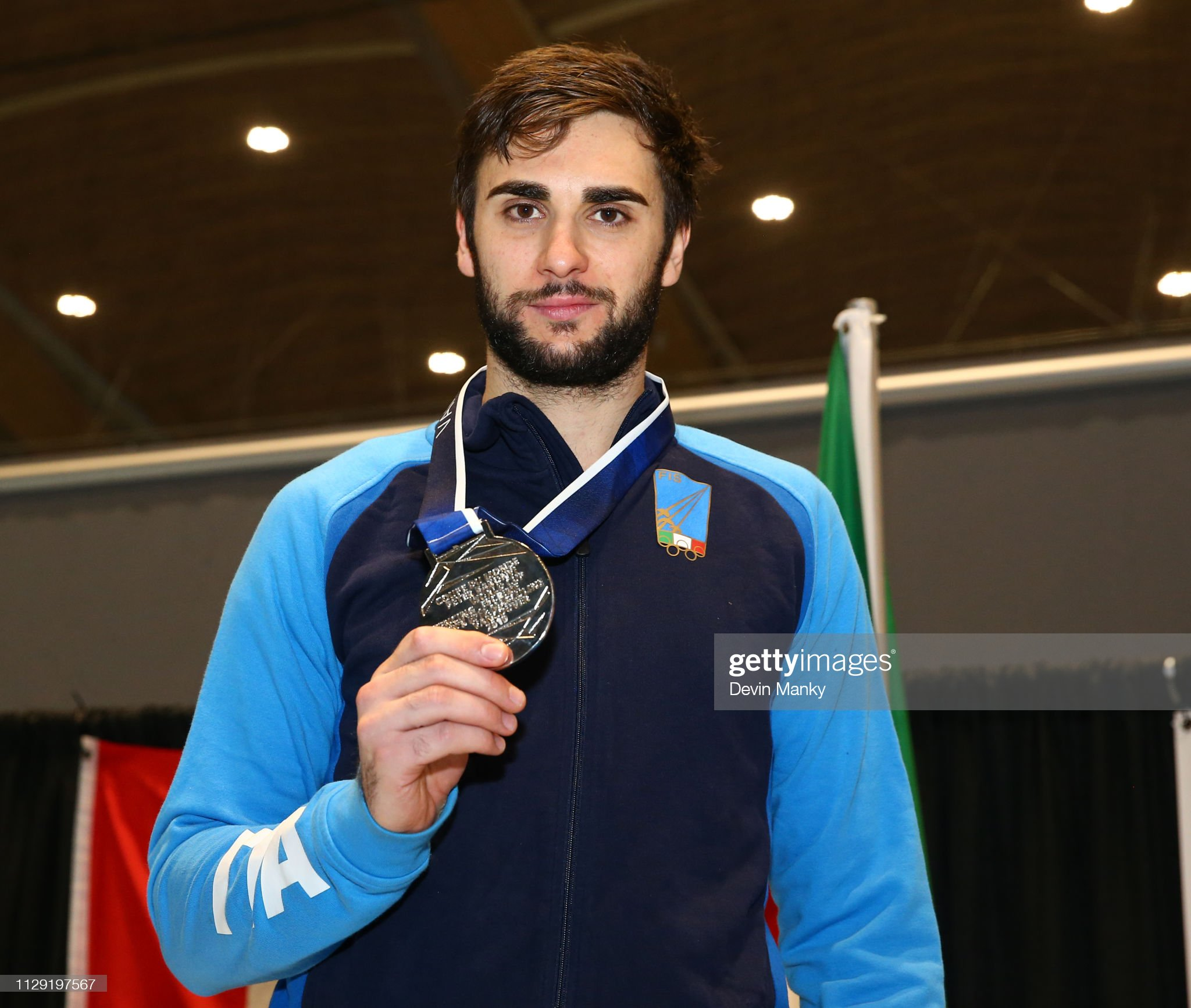 Men's Epee World Cup Individual and Team : News Photo