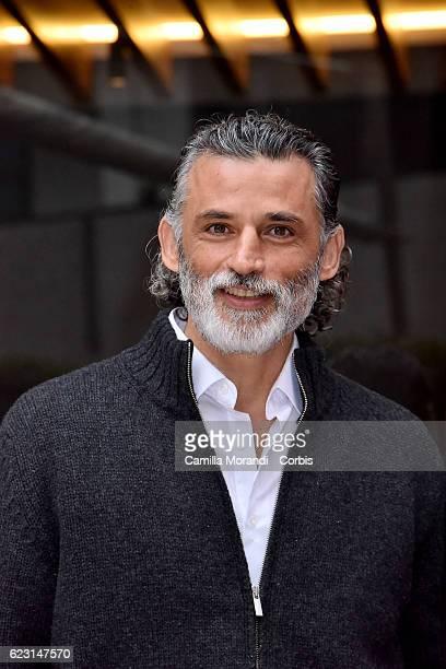 Enrico Lo Verso attends a photocall for 'Quel Bravo Ragazzo' on November 14 2016 in Rome Italy