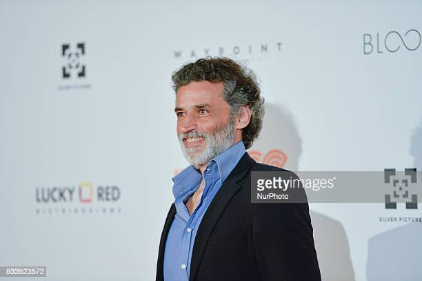 Enrico Lo Verso during the photocall film The nice guys at Cinema The Space Moderno in Rome on may 20 2016