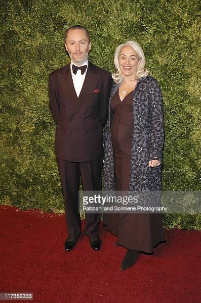 Enrico MaroneCinzano and Natalie Chanin of Project Alabama