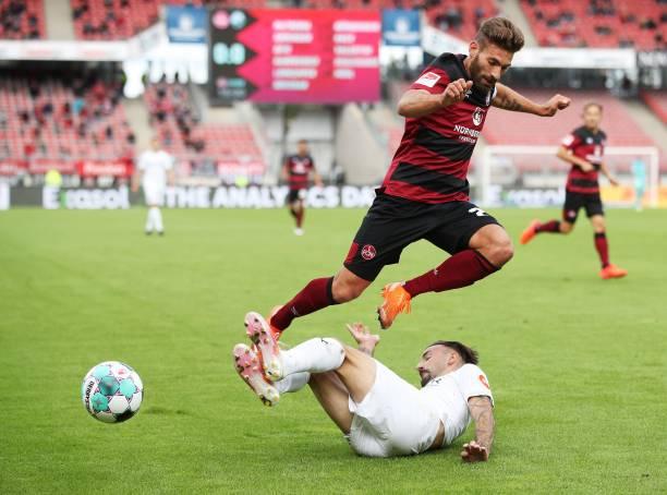 DEU: 1. FC Nürnberg v SV Sandhausen - Second Bundesliga