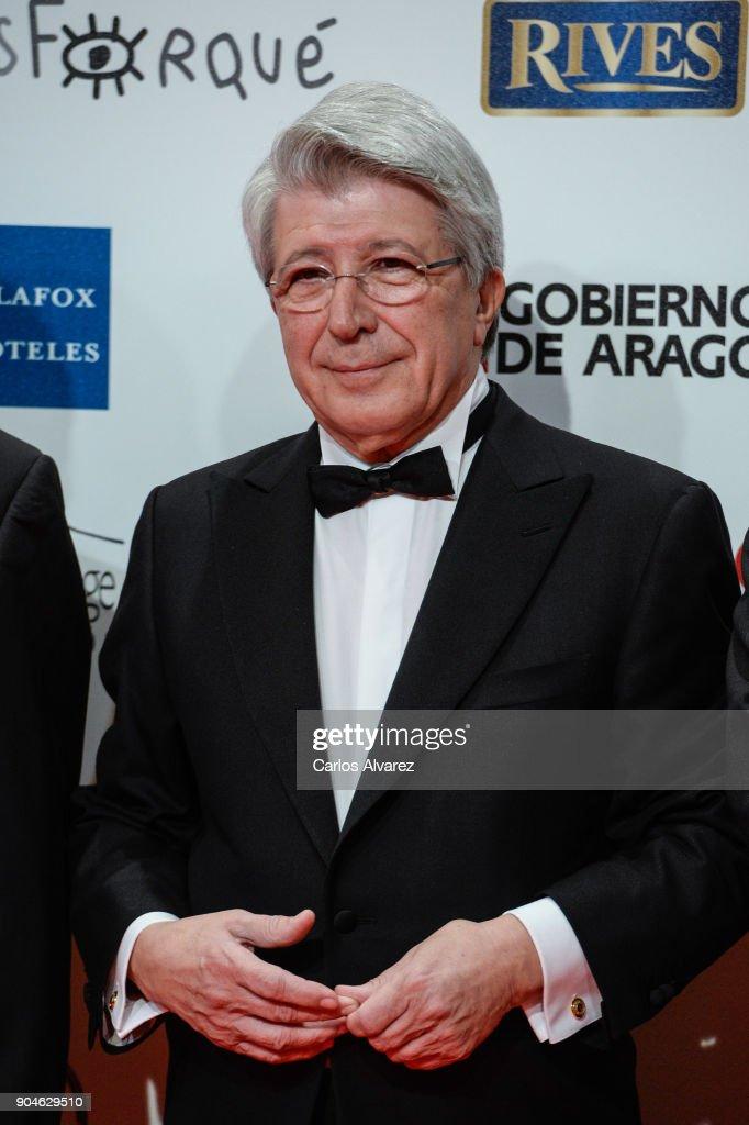 23rd Jose Maria Forque Awards - Red Carpet : News Photo