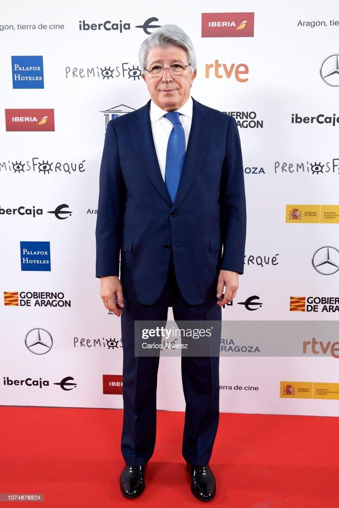 Jose Maria Forque Awards 2019 Finalists Announcement : News Photo