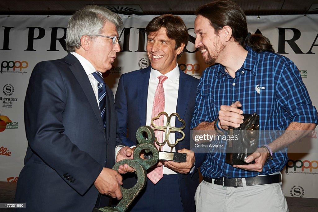 'Naranja Y Limon' Awards 2015 : News Photo