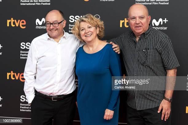 Enrique Costa attends the 66th edition of San Sebastian International Film Festival presentation at Academia de Cine on July 20 2018 in Madrid Spain