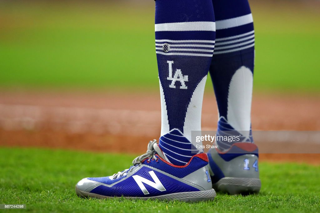 World Series - Los Angeles Dodgers v Houston Astros - Game Three : News Photo