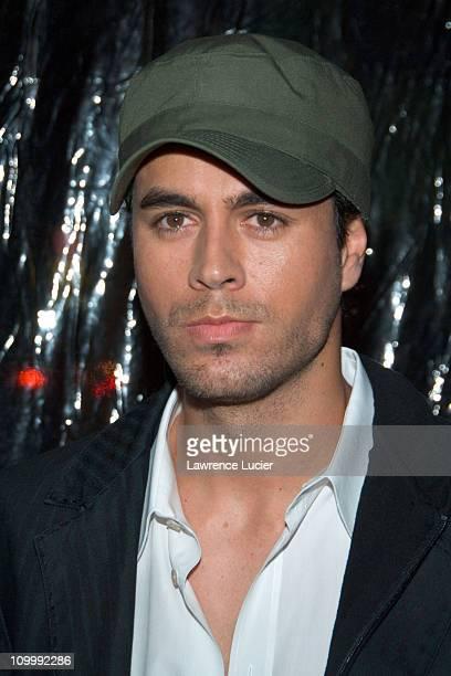 Enrique Iglesias during People En Espanol 50 Mas Bellos at Skylight Studios in New York City New York United States