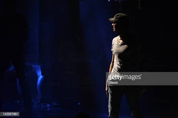 Enrique Iglesias sing during his concert at the Auditorio Telmex on March 29, 2012 in Zapopan, Mexico.