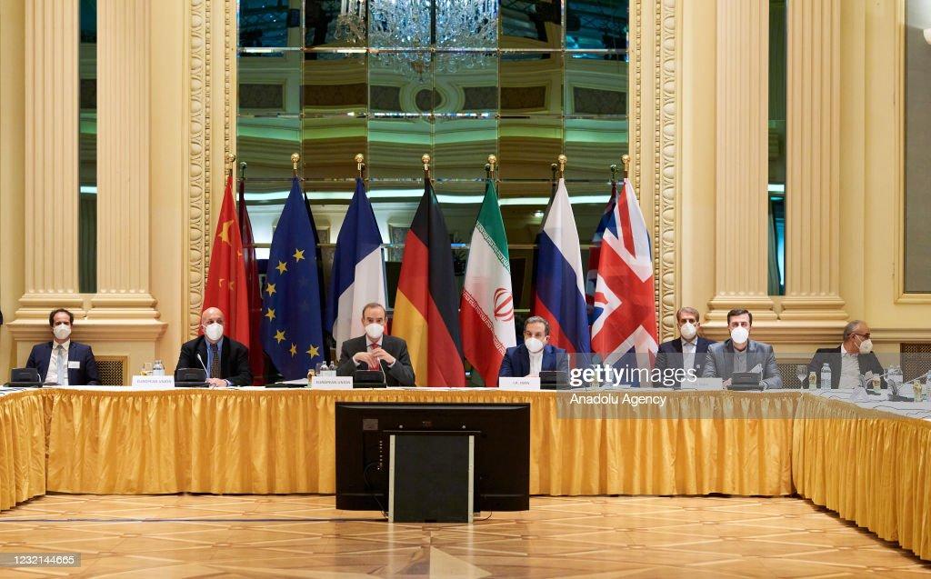 Iran nuclear resume talks in Austria : News Photo