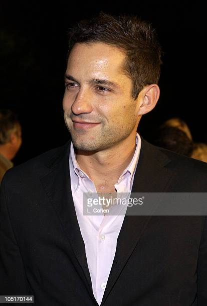 """Enrique Murciano during """"Veronica Guerin"""" - Los Angeles Premiere - Red Carpet at The Bruin Theater in Westwood, California, United States."""