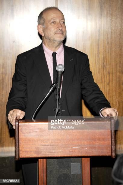 Enrique Norten attends ENRIQUE NORTEN Private Dinner Celebrating the 25th Anniversary of TEN ARQUITECTOS at The Four Seasons Restaurant on June 8,...