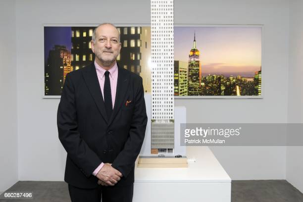 Enrique Norten attends Preview Cocktail Party for the Launch of CASSA Designed by ENRIQUE NORTEN at CASSA Showroom on June 8, 2009 in New York.