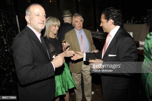 Enrique Norten, Jane Walentas, David Walentas and Solly Assa attend ENRIQUE NORTEN Private Dinner Celebrating the 25th Anniversary of TEN ARQUITECTOS...