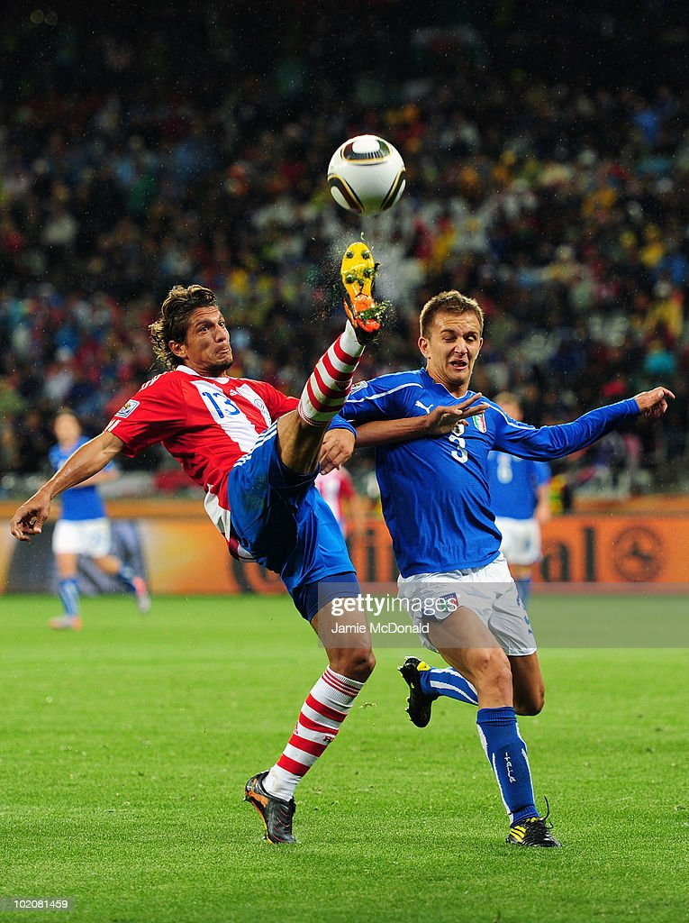 Italy v Paraguay: Group F - 2010 FIFA World Cup