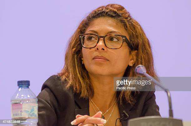 Ensaf Haider is the wife of Raif Badawi the Saudi blogger who was sentenced to ten years in prison and 1000 lashes because of his critical blog Ensaf...