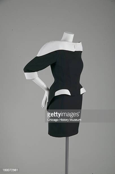 Ensemble 1989 Cotton and wool twill cotton pique by Thierry Mugler