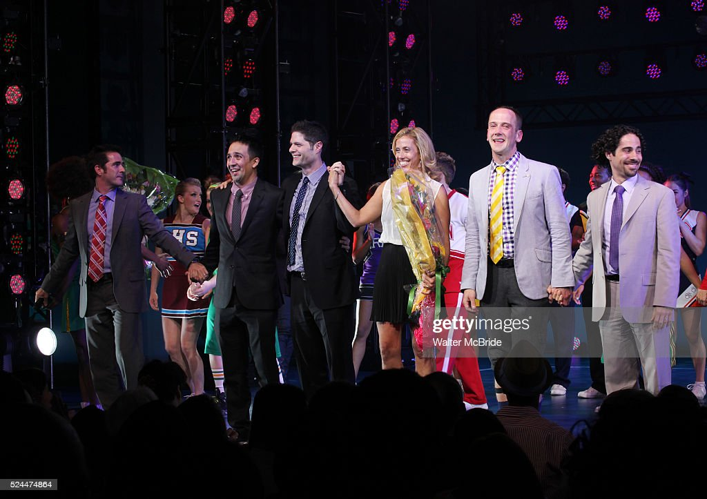 USA: 'Bring it On The Musical' Curtain Call : News Photo