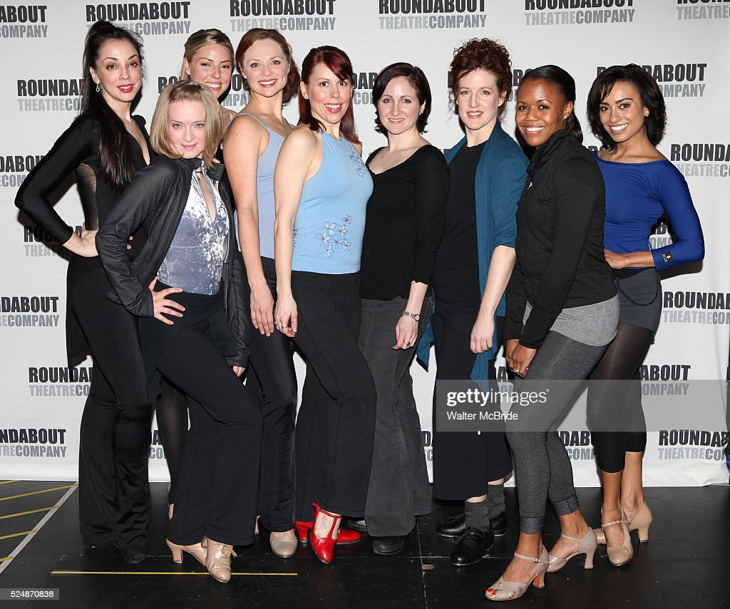 Ensemble Female Cast Featuring Joyce Chittick, Nikki Renee