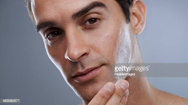 Ensuring a smooth shave