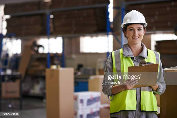 Ensuring delivery with a smile