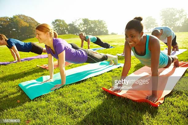 Ensuring tight bodies - Yoga
