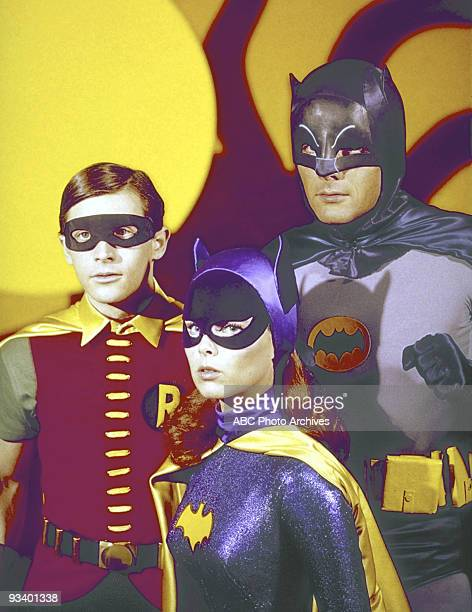 """Enter Batgirl, Exit Penguin"""" - Season Three - 9/14/67, The Penquin kidnaps and plans to marry Barbara Gordon, the daughter of Commissioner Gordon...."""