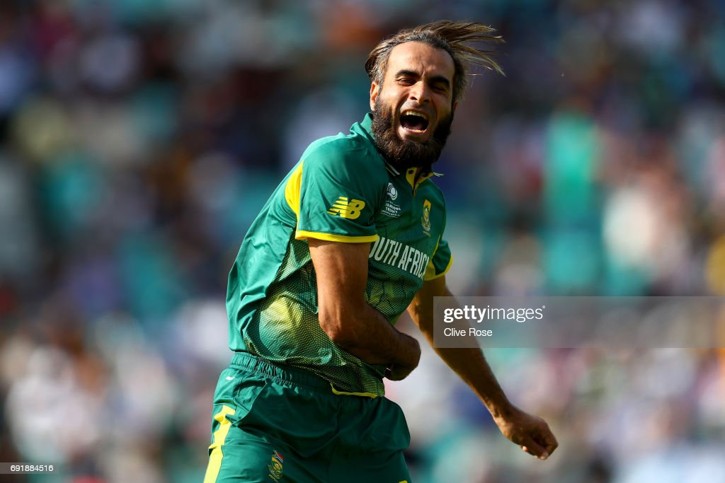 <<enter caption here>> at The Kia Oval on June 3, 2017 in London, England.