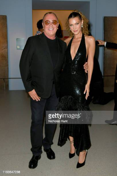 <<enter caption here>> attends the CFDA Fashion Awards at the Brooklyn Museum of Art on June 03 2019 in New York City