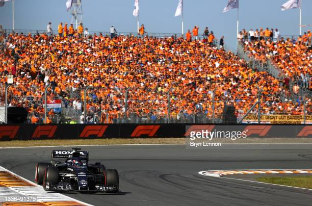 Enter caption here>> during the F1 Grand Prix of The Netherlands at Circuit Zandvoort on September 05, 2021 in Zandvoort, Netherlands.