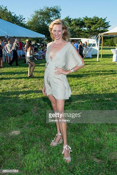 <<enter caption here>> on August 13 2016 in Bridgehampton New York