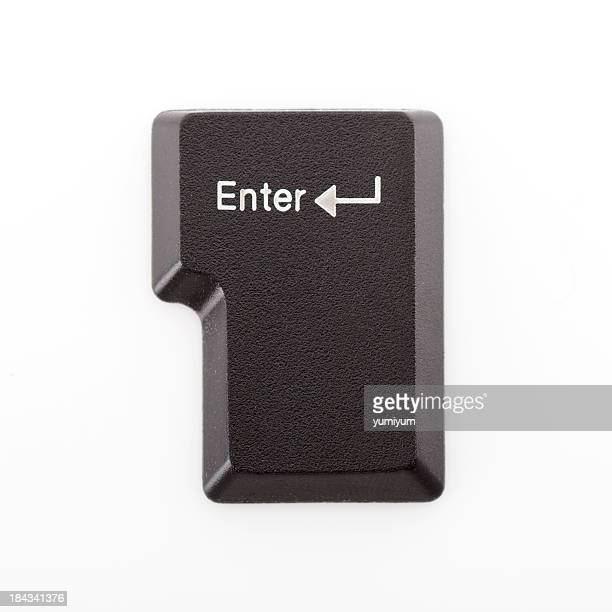 enter key - computer key stock pictures, royalty-free photos & images