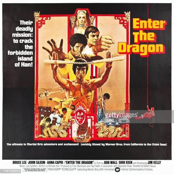 Ahna Capri John Saxon Jim Kelly Bruce Lee 1973