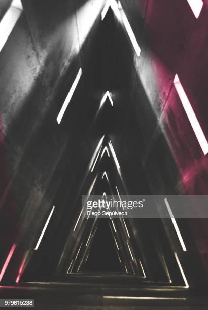 enter the void - film noir style stock pictures, royalty-free photos & images