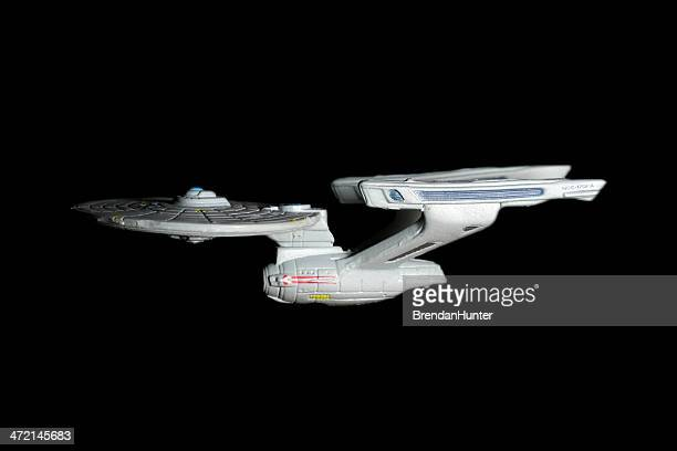 enterprise a - star trek stock pictures, royalty-free photos & images