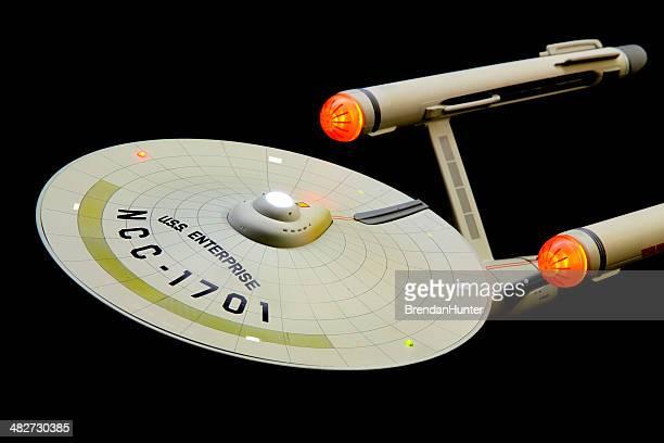 enterprise rising - star trek stock pictures, royalty-free photos & images