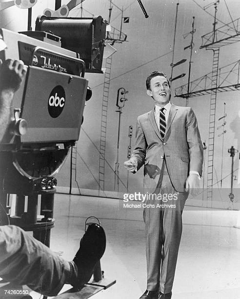 Entertainer and businessman Jimmy Deam in an episode of The Jimmy Dean Show in circa 1964