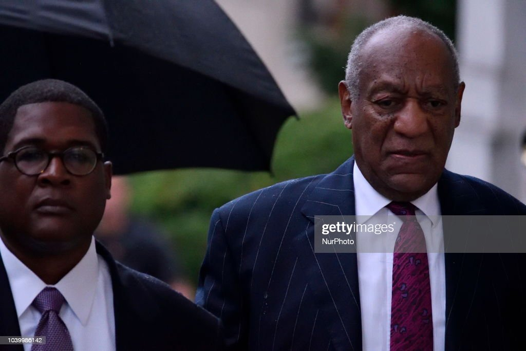 Sentence Announced In Bill Cosby Trial : News Photo