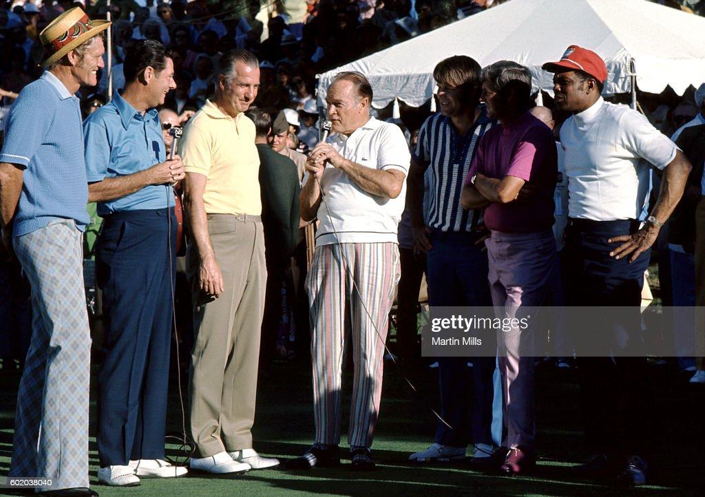 Bob Hope Desert Golf Classic : News Photo