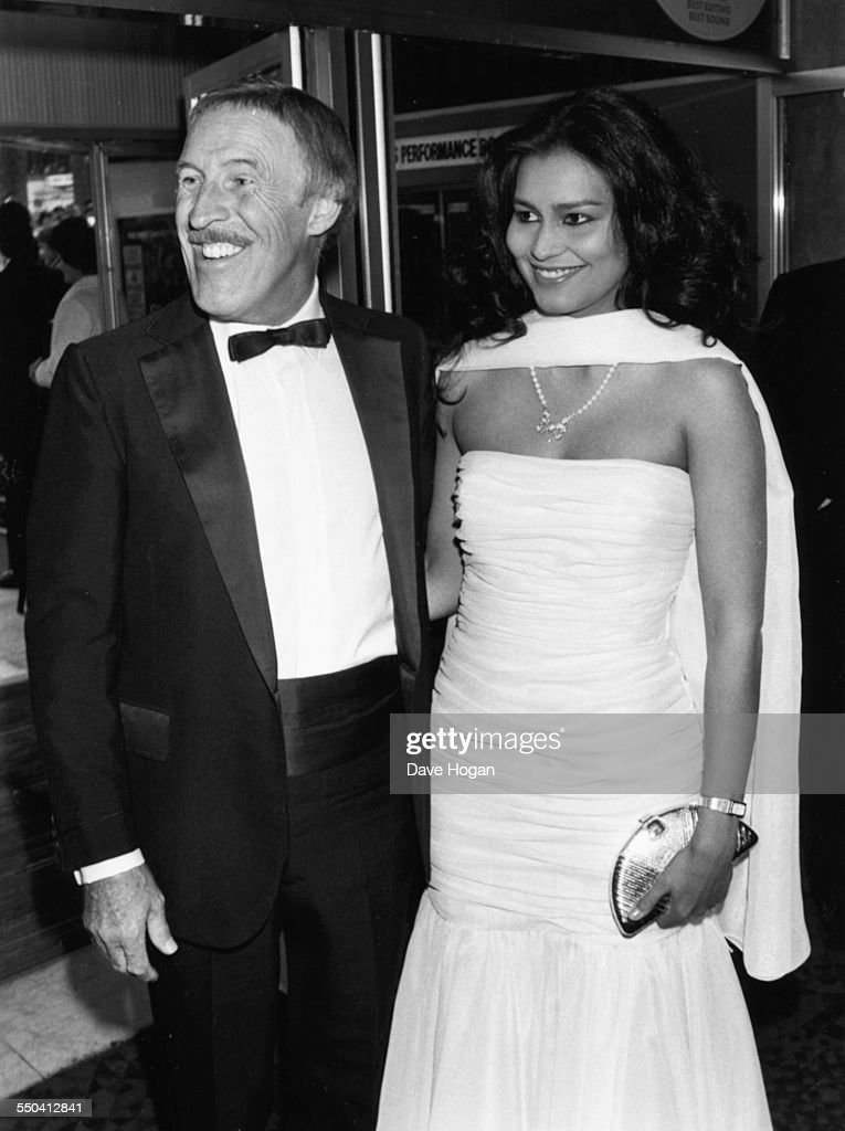 Bruce Forsyth And Wife : News Photo