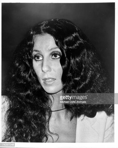 Entertainer Cher attends an event in circa 1978