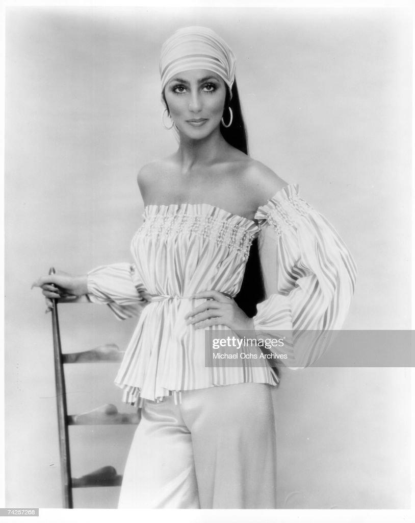 Cher Portrait : News Photo
