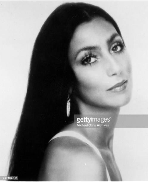 Entertainer Cher poses for a portrait in circa 1974