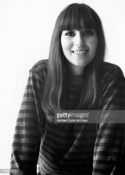 Entertainer Cher poses for a portrait session in October 1964