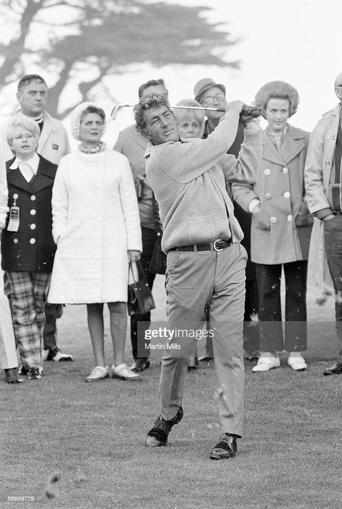 Bing Crosby National Pro-Am : News Photo